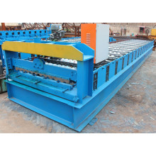C21 Russian Color Steel Wall Panel Roll Forming Machine