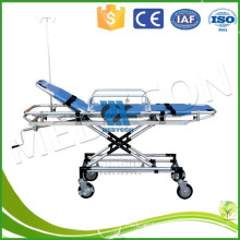 Emergency Bed Aluminum Alloy Hospital Stretcher Trolley