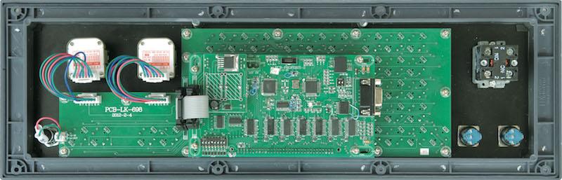 Siemens System Ptp Panel Back Side