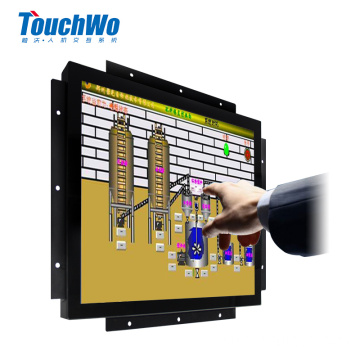 17-Zoll-Touchscreen-Industriecomputer