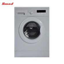 Alta calidad 6-8kg de carga frontal lavadora de ropa