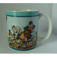 Porcelain Milk Mug