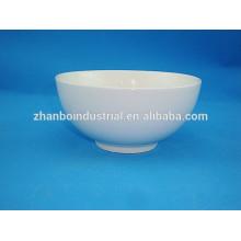 Porcelain noodle bowl/new bone china bowl/microwave soup bowl