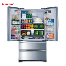 590L No Frost French door Refrigerator With Ice Maker To America Market