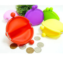 2015 New Design Rubber Coin Bag