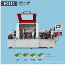wood equipments manual hand KDT edge banding machine from China
