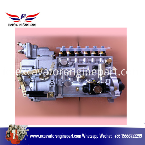 Shangchai Cat121 (220 HP) 5676 P10Z002 Fuel Injection Pump