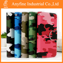 Camouflage Leather PU Case for iPhone6g