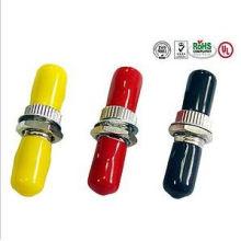 Adaptateur fibre optique monomode / simplex / st