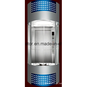 Profissão e elevador panorâmico confortável (JQ-A035 (A))