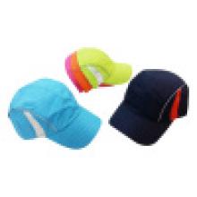 Полиэфирные спортивные шапки во многих цветах 1602