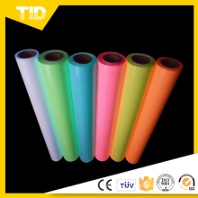 Hot selling glow in dark Heat Transfer reflective vinyl film