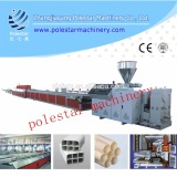 PVC trunking making machine/cable profile machine /PVC conduit
