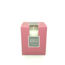 Custom Fragrance Aromatherapy Soy Wax  Scent Candle Pillar Candle