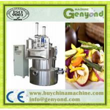 Maquinaria de Fritura de Vacío de Frutas y Verduras