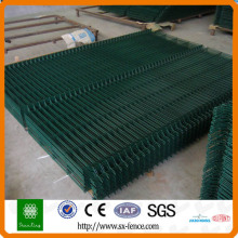 High Quality Cheap Powder Coated welded wire mesh fence panels in 12 gauge