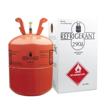 R290 Refrigerant Gas Cylinder