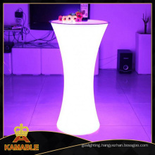 LED Furniture 16 Colors Changing LED Bar Table (G012)