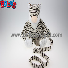 "11.8""Black and White Tiger Children Backpack Children Lost Proof Bags Bos-1237/30cm"