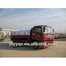 Camión de aspersión del agua de LHD del camión del bowser del agua de Foton 6X4 para la venta