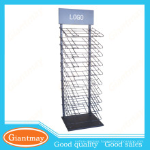 10 pcs holder wire wholesale carpet display stand
