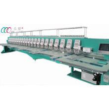 22 Heads High Speed Computerized Flat Embroidery Machine With Servo Motor