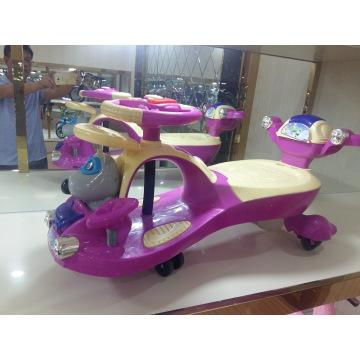 Neue Design Bunte 4 Räder Kinder Spielen Schaukel Spielzeugautos für Kinder Twist Auto