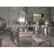 Emulsificador de mezcla al vacío personalizado