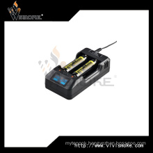 Xtar Vp2 Charger with LED Display for 18650 16340 Li-ion Battery