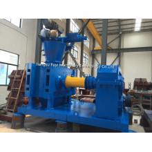 Máquina de la prensa de enladrillar de fertilizantes