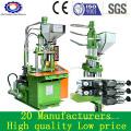 Micro CE máquina de injeção de PVC vertical para cabo de conexão