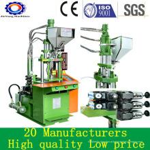 Máquina de moldagem por injeção de plástico vertical para máquinas de injeção