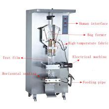 Máquina de sellado de llenado de bolsitas de plástico vertical automática multifunción