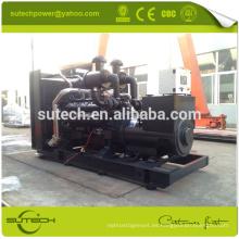 ¡En stock! SC27G830D2 550kw / 687.5Kva Shangchai Dongfeng grupo electrógeno diesel