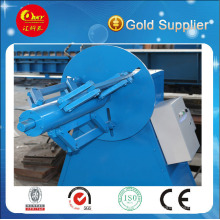 Electric Conrol Steel Strip Decoiler