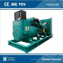Популярные продажи Гугол Тепловозный комплект генератора 350kva 280kw воздуха