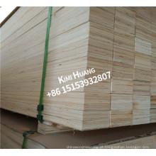madeira de poplar LVL