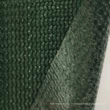Meilleure qualité 100% vierge HDPE imperméable à l'eau vert prix net