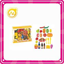 30PCS Promotional Gift Kitchen Food Set Toy
