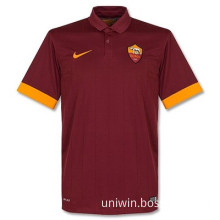 2014 Italy Club Roma Home Red Soccer Jersey ,Soccer Uniform,Soccer Kits Thai Quality