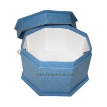Caja de embalaje de zapatos de cartón de papel personalizado
