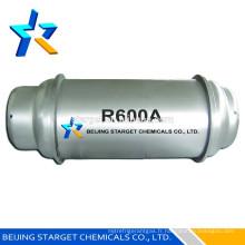 Réfrigérants gaz r600a