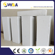 (ALCB-120)China Industrial Autoclave AAC Lightweight Concrete White Blocks