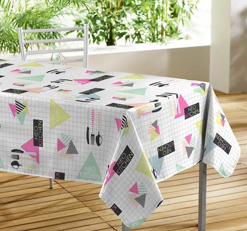 Only cut Tablecloth