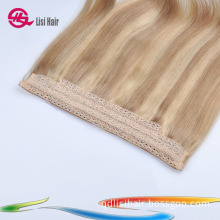 Indian Remy Hair Flip in Hair Extension