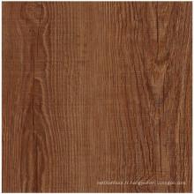 Tuile de plancher en bois de matériau de construction plus rentable