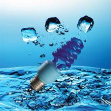 Lâmpada colorida da economia de energia 15W azul com CE (BNF-B)