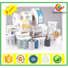 Adhesive Sticker Paper with High Glossy