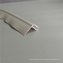 PVC-Wetterstreifen für Garagentor