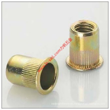Countersunk Head Knurled Body Rivet Nuts